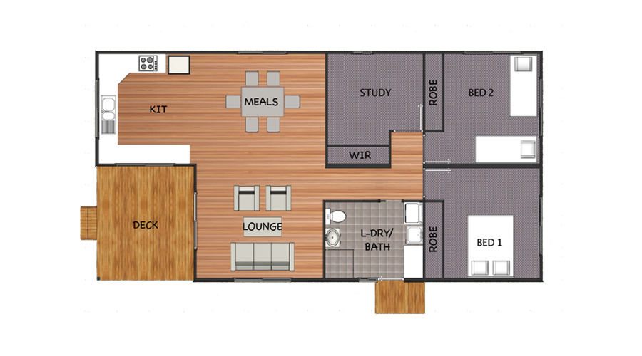 Coastal-Cabins-Floor-Plan-Bendalong