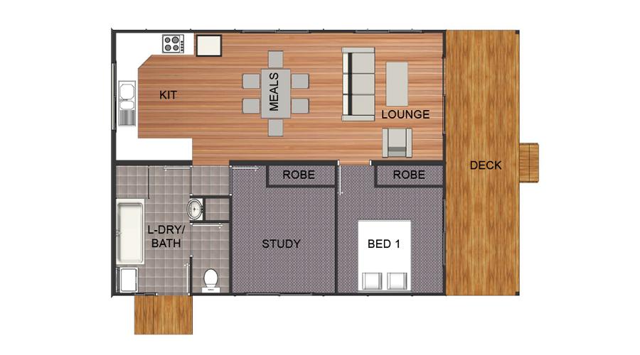 Coastal-Cabins-Floor-Plan-Daintree